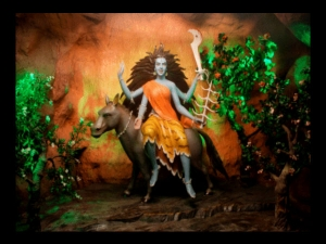 Navratri 2018 Goddess Kaalratri Puja On Seventh Day