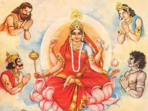 Navratri 2018 Goddess Siddhidatri Puja On Ninth Day