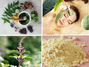 Benefits Tulsi Skin Hair