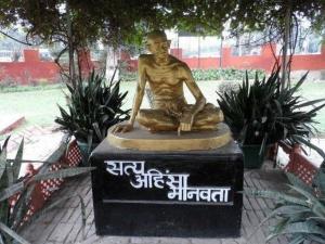 Mahatma Gandhi S Heart Still Beats At Delhi National Gandhi Museum