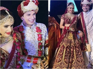 Prince Yuvika Look Picture Perfect At Their Wedding Ceremony