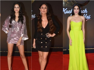 Celebrities At Kuch Kuch Hota Hai 20th Anniversary Celebrations