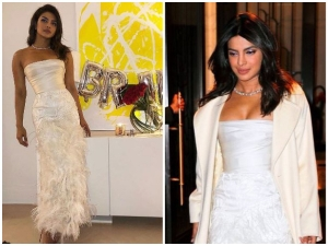 Priyanka Chopra Looked Stunning White At Her Bridal Shower New York