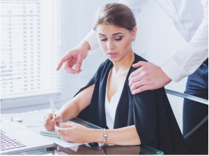 Signs Insidious Sexual Harassment The Office
