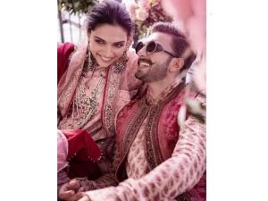 Deepika Padukone Ranveer Singh Mehendi Ceremony Fashion Pictures