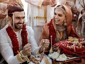 What Deepika Padukone And Ranveer Singh Are Wearing On Their Sindhi Konkani Wedding