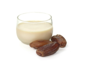 Health Benefits Milk With Dates Winter