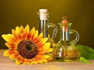 Sunflower Oil Surajmukhi Tel Skin Hair Winter