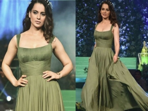 Manikarnika Star Kangana Ranaut Goes Eco Friendly Green