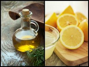 The Healing Benefits Olive Oil Lemon