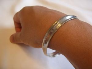 Health Benefits Wearing Silver Bracelet Or Bangle