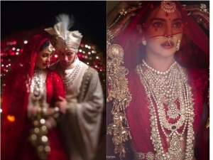 Priyanka Chopra Customised Her Wedding Kalira