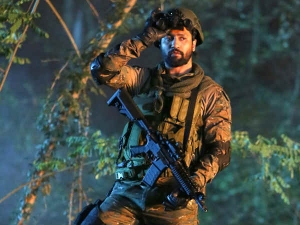 How Vicky Kaushal Bulked Up Play The Deadly Indian Para Commando Uri