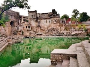 The Ancient Katasraj Shiva Temple Pakistan
