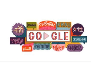 Google Marked The International Womens Day With Special Doodles