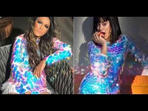 Nia Sharma The Exact Same Dress Worn Janhvi Kapoor