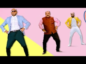 Dancing Uncle Is Back This Time With His Own Music Video