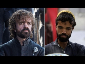 Pakistani Waiter Finds Fame As Lookalike Game Thrones Actor Peter Dinklage