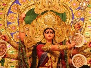 Chaitra Navratri Auspicious Sign During Navratri Fast Puja