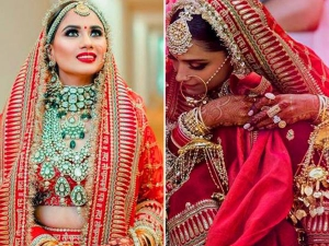 This Bride Wore The Same Sabyasachi Lehenga As Worn By Deepika Padukon For Sindhi Wedding