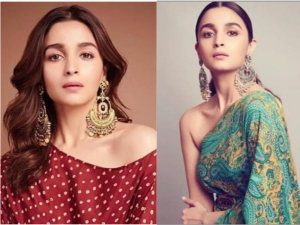 Alia Bhatt In Sabyasachi Dress We Are Totally Loving This Look For Kalank Promotions
