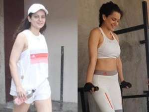 Ahead Of Cannes Appearance Kangana Ranaut Loses 5kg In 10 Days