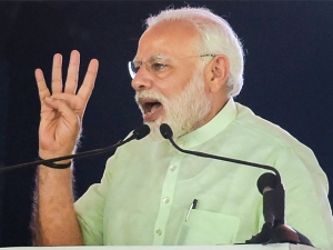 Why Does Pm Narendra Modi Wears Black Thread On Wrist