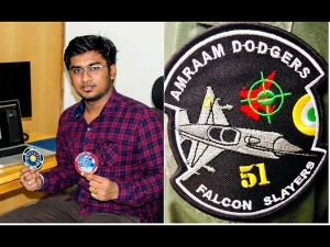 Who Is Saurav Chordia 21 Yr Old Behind Iaf S Special Patche