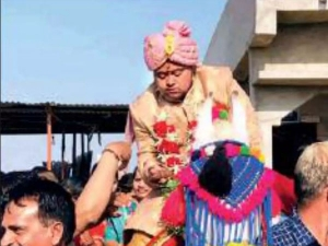 This Gujarat Man Had A Lavish Wedding But No Bride