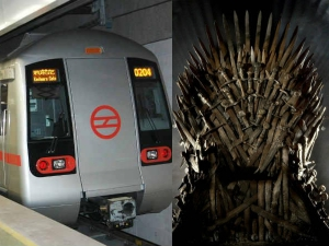 Use Headphones While Watching Got Finale In Metro Dmrc Issue Spoiler Alert
