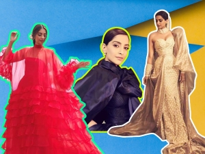 Sonam Kapoor Is A Maharani At Cannes