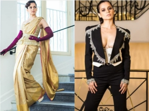 Kangana Ranaut Is On A High Fashion Marathon At 2019 Canne Film Festival