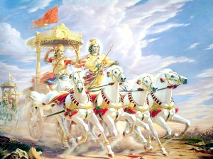 What Happened To Arjun S Chariot After Mahabharat War