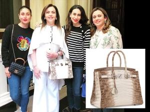 Nita Ambani S Multi Million Dollar Bag Goes Viral