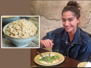 Sonam Kapoor Swears By Brown Rice 5 Reasons Why It S A Healthy Choice