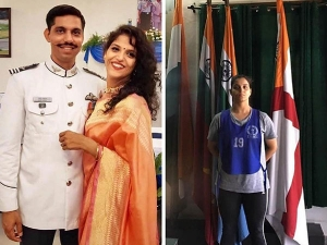 Garima Abrol Wife Of Deceased Squadron Leader Set To Join Indian Air Force