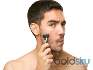 Six Reasons Why Men Should Not Shave Daily