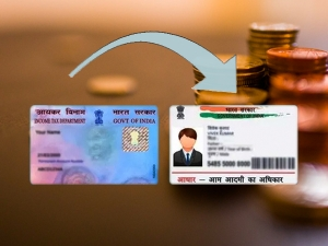 Aadhaar Card For Cash Transactions Beyond Rs