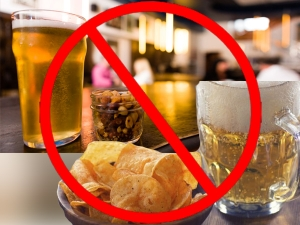 Five Things You Should Avoid Doing When Having Alcohol