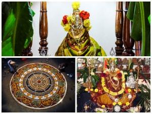 Varalakshmi 2019 Date Muhurat Varalakshmi Pooja Vidhi Vrat Katha
