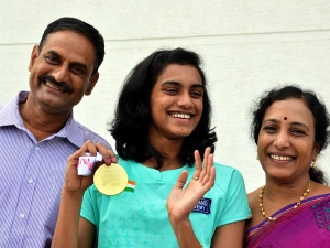 World Badminton Championship Winner Pv Sindhu Intresting Unknown Facts