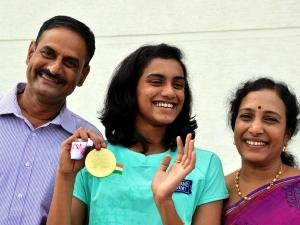 World Badminton Championship Winner Pv Sindhu Intresting Unknown Facts