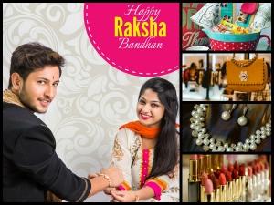 Raksha Bandhan 2019 Best Gift Ideas For Your Sister This Rakhi