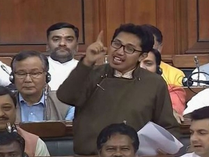 Ladakh Mp Jamyang Tsering Namgyal Wins The Nation S Hearts With His Speech In Parliament