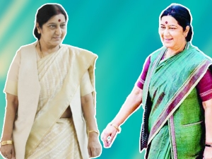 Decoding Sushma Swaraj S Saree Colour Code And Style