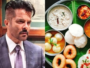 Anil Kapoor Credits South Indian Food For His Youthful Looks