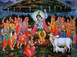 Govardhan Puja 2019 Date Puja Muhurat Significance Katha Puja Vidhi