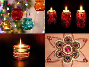 Easy And Amazing Diwali Decoration Ideas To Try At Home