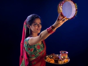 Karwa Chauth Importance Of Drinking Water From Karwa Or Earthen Pot