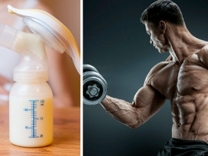 Why Do Bodybuilders Drink Breast Milk